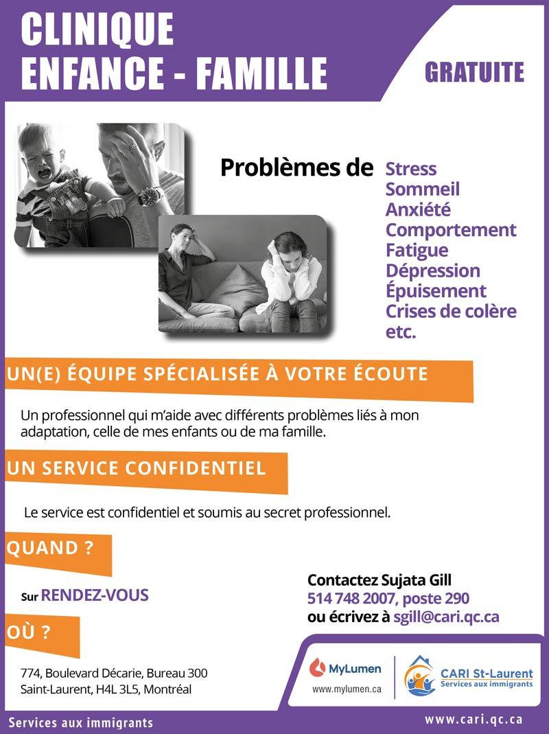 Clinique Enfance-Famille